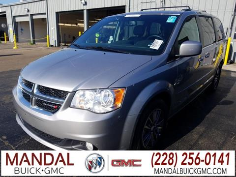 2017 Dodge Grand Caravan for sale in Diberville, MS