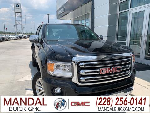 2015 GMC Canyon for sale in Diberville, MS