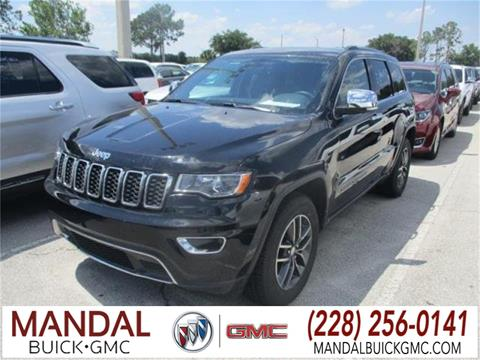 2018 Jeep Grand Cherokee for sale in Diberville, MS