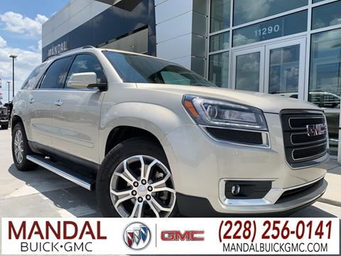 2015 GMC Acadia for sale in Diberville, MS