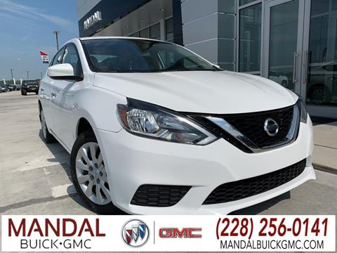 Used Cars For Sale Under 10000 >> 2016 Nissan Sentra For Sale In Diberville Ms