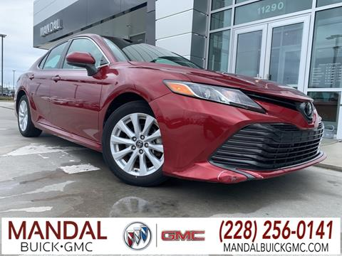 2018 Toyota Camry for sale in Diberville, MS