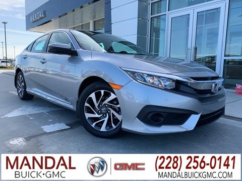 2017 Honda Civic for sale in Diberville, MS