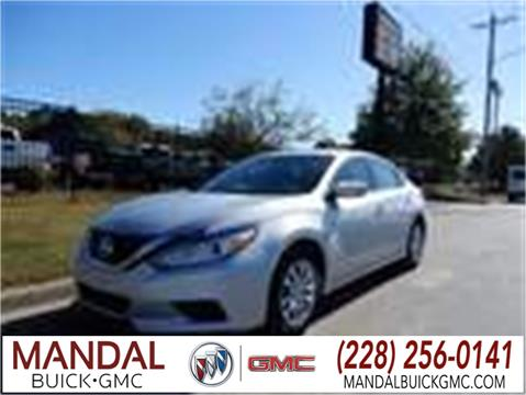 2016 Nissan Altima for sale in Diberville, MS