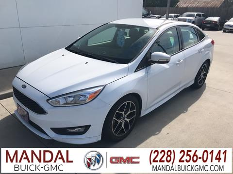 2016 Ford Focus for sale in Diberville, MS