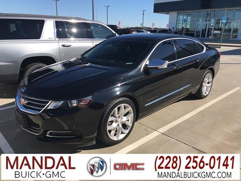 2015 Chevrolet Impala for sale in Diberville, MS