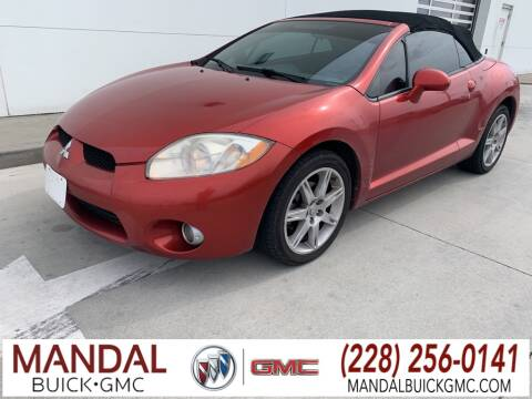 mitsubishi eclipse spyder for sale in diberville ms mandal buick gmc mandal buick gmc