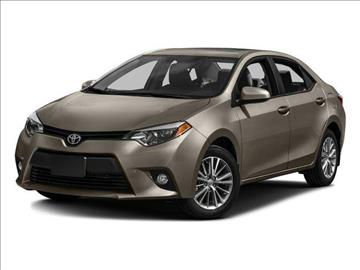 2016 Toyota Corolla for sale at Used Cars Madison at Division of Smart Motors in Madison WI
