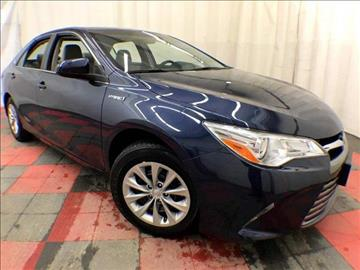 2016 Toyota Camry Hybrid for sale at Used Cars Madison at Division of Smart Motors in Madison WI