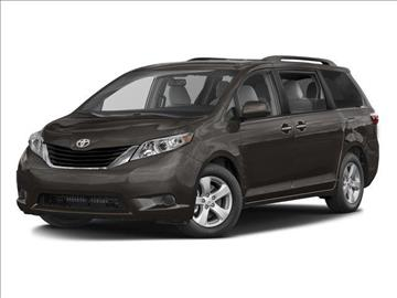 2016 Toyota Sienna for sale at Used Cars Madison at Division of Smart Motors in Madison WI