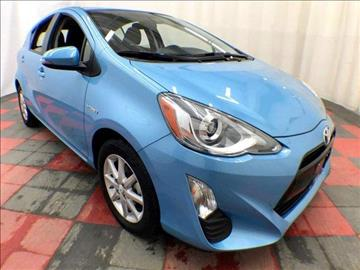 2016 Toyota Prius c for sale at Used Cars Madison at Division of Smart Motors in Madison WI