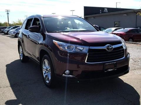 2016 Toyota Highlander for sale at Used Cars Madison at Division of Smart Motors in Madison WI