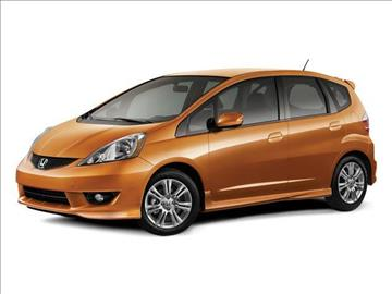 2010 Honda Fit for sale at Used Cars Madison at Division of Smart Motors in Madison WI