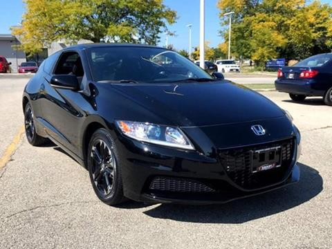 2015 Honda CR-Z for sale at Used Cars Madison at Division of Smart Motors in Madison WI