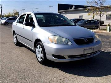 2006 Toyota Corolla for sale at Used Cars Madison at Division of Smart Motors in Madison WI