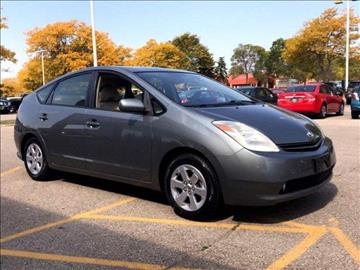 2004 Toyota Prius for sale at Used Cars Madison at Division of Smart Motors in Madison WI