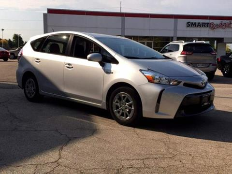 2015 Toyota Prius v for sale at Used Cars Madison at Division of Smart Motors in Madison WI