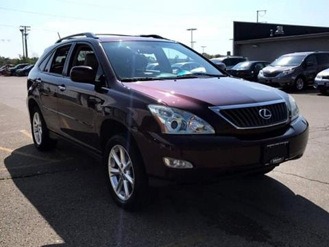 2009 Lexus RX 350 for sale at Used Cars Madison at Division of Smart Motors in Madison WI