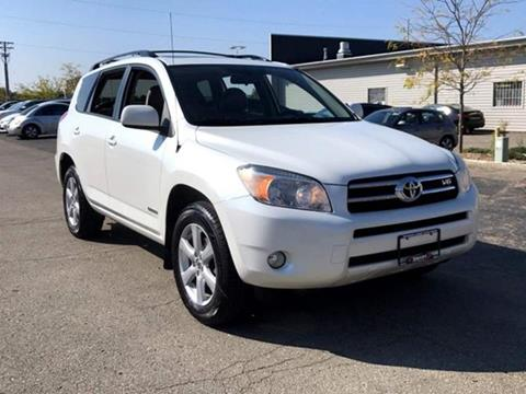 2006 Toyota RAV4 for sale at Used Cars Madison at Division of Smart Motors in Madison WI