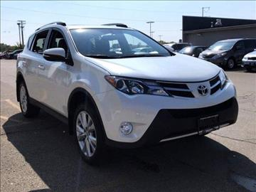 2014 Toyota RAV4 for sale at Used Cars Madison at Division of Smart Motors in Madison WI