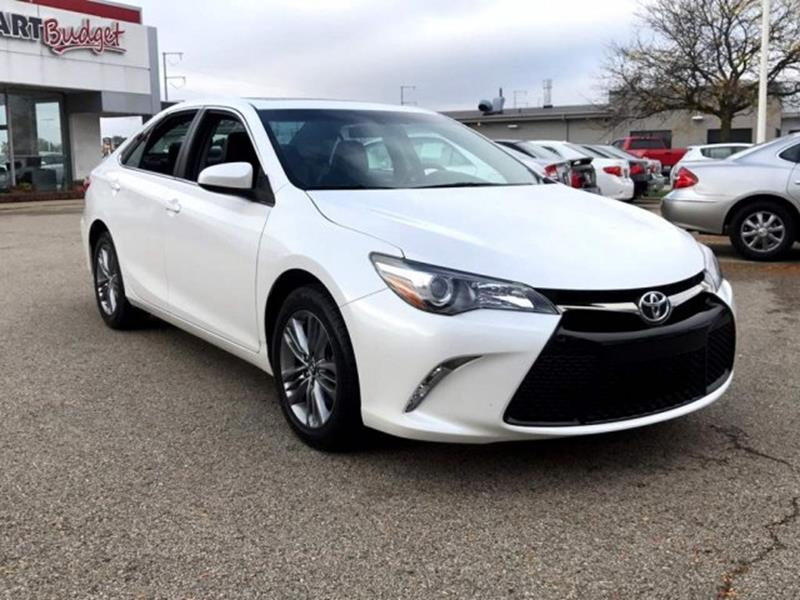 2016 Toyota Camry for sale at Used Cars Madison in Madison WI