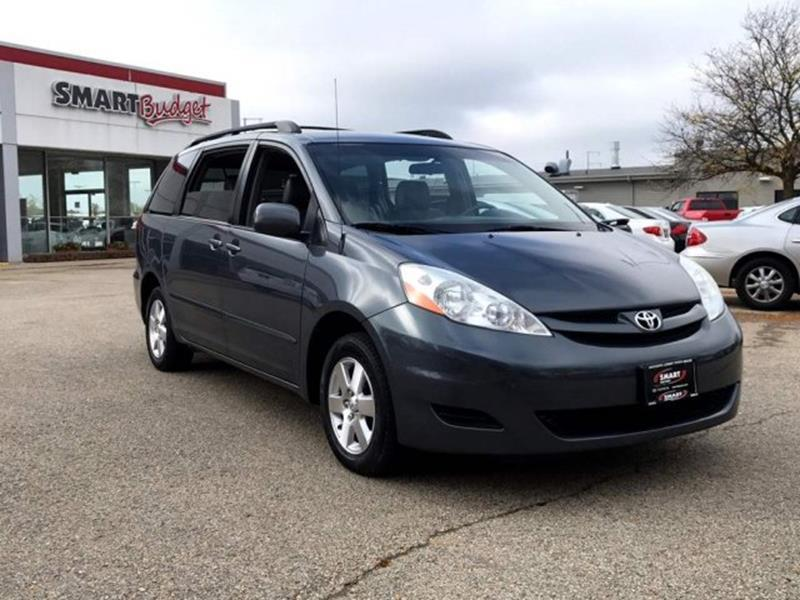 2008 Toyota Sienna for sale at Used Cars Madison in Madison WI