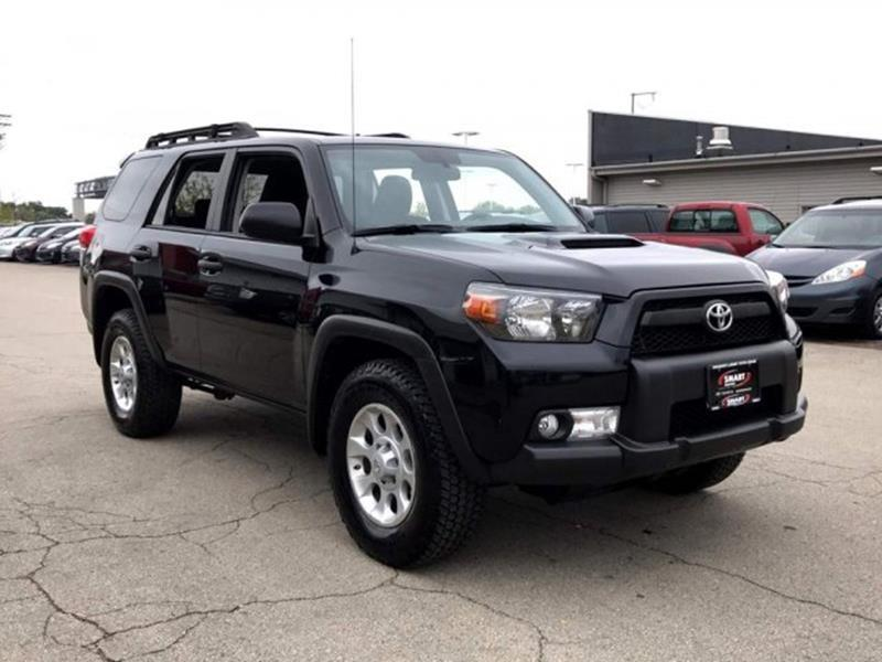 2010 Toyota 4Runner for sale at Used Cars Madison in Madison WI