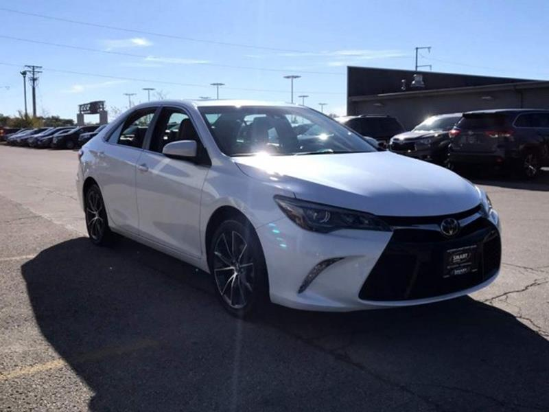 2015 Toyota Camry for sale at Used Cars Madison in Madison WI