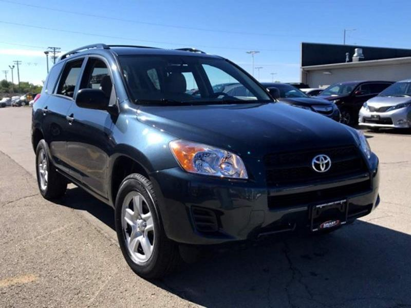 2010 Toyota RAV4 for sale at Used Cars Madison in Madison WI