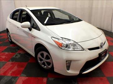 2012 Toyota Prius for sale at Used Cars for sale near Madison Wisconsin in Madison WI