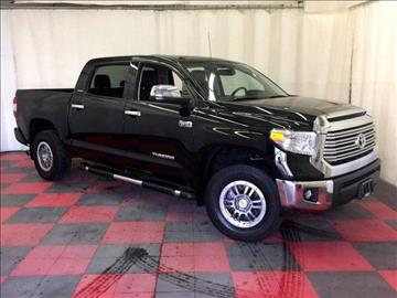 2015 Toyota Tundra for sale at Used Cars for sale near Madison Wisconsin in Madison WI