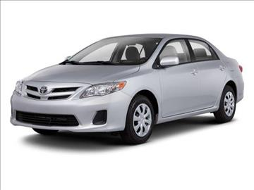 2011 Toyota Corolla for sale at Used Cars for sale near Madison Wisconsin in Madison WI