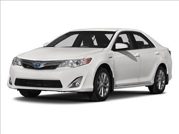 2014 Toyota Camry Hybrid for sale at Used Cars for sale near Madison Wisconsin in Madison WI