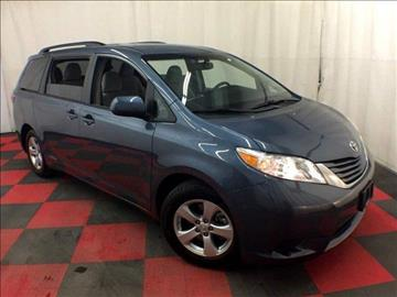 2016 Toyota Sienna for sale at Used Cars for sale near Madison Wisconsin in Madison WI
