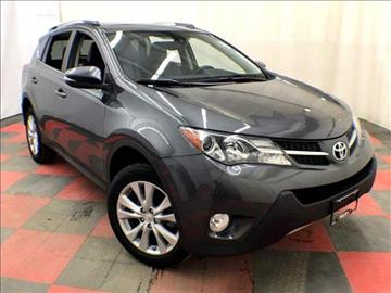 2015 Toyota RAV4 for sale at Used Cars for sale near Madison Wisconsin in Madison WI