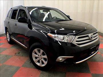 2013 Toyota Highlander for sale at Used Cars for sale near Madison Wisconsin in Madison WI