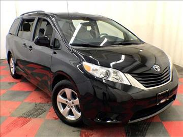 2014 Toyota Sienna for sale at Used Cars for sale near Madison Wisconsin in Madison WI