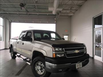 2005 Chevrolet Silverado 2500HD for sale in Eau Claire, WI