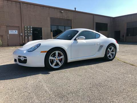 2007 Porsche Cayman For Sale In Indianapolis In