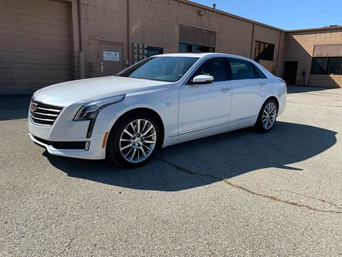 2016 Cadillac CT6 for sale in Indianapolis, IN