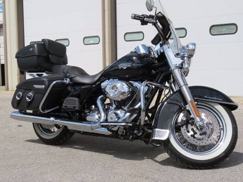 2013 Harley-Davidson ROAD KING CLASSIC for sale at Certified Auto Exchange in Indianapolis IN