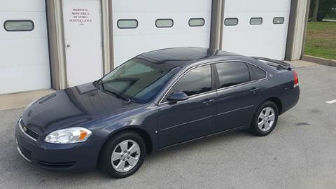 2008 Chevrolet Impala for sale at Certified Auto Exchange in Indianapolis IN