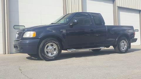 2003 Ford F-150 for sale at Certified Auto Exchange in Indianapolis IN