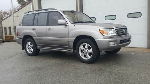 2003 Toyota Land Cruiser for sale in Indianapolis, IN
