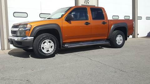 2006 Chevrolet Colorado for sale at Certified Auto Exchange in Indianapolis IN