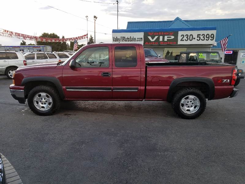 2006 Chevrolet Silverado 1500 Lt2 4dr Extended Cab 4wd 65 Ft Sb In
