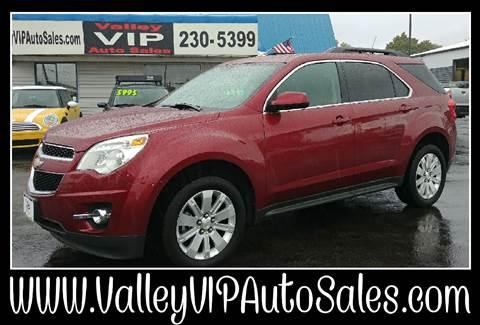 2011 Chevrolet Equinox for sale in Spokane Valley, WA