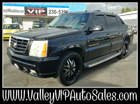 2003 Cadillac Escalade EXT for sale in Spokane Valley, WA
