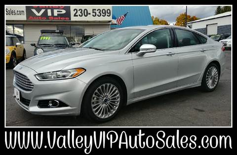 2014 Ford Fusion for sale in Spokane Valley, WA