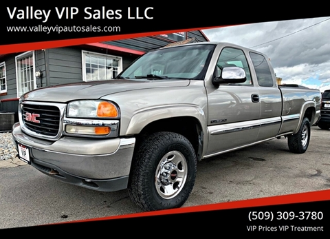 2000 GMC Sierra 2500 for sale in Spokane Valley, WA